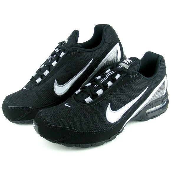 8856f48fbd Nike Air Max Torch 3 Running Mens Shoes Black White 319116-011 7.5 for sale  online | eBay