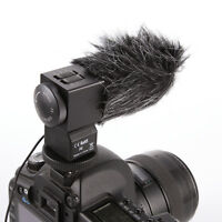 Sgc-698 Dslr Camera Recording Microphone Stereo Photography Interview System