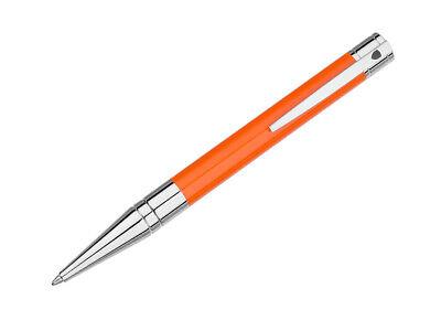 Angemessen S.t. Dupont Kugelschreiber D-initial Chinalack Orange Palladium Ref.265209 Gut FüR Energie Und Die Milz