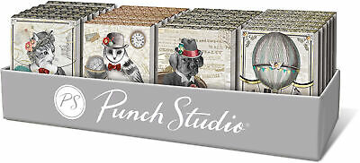 Choose Design Punch Studio E8 Die-Cut Window Pocket Note Pad 3x4in