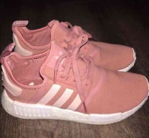 size 40 24eb6 f6968 Details about adidas nmd r1 raw pink