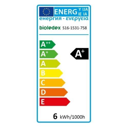 Bioledex PERO LED Spot MR16 5.2W 340Lm Warmweiss Strahler GU5,3 Lampe Spotlampe