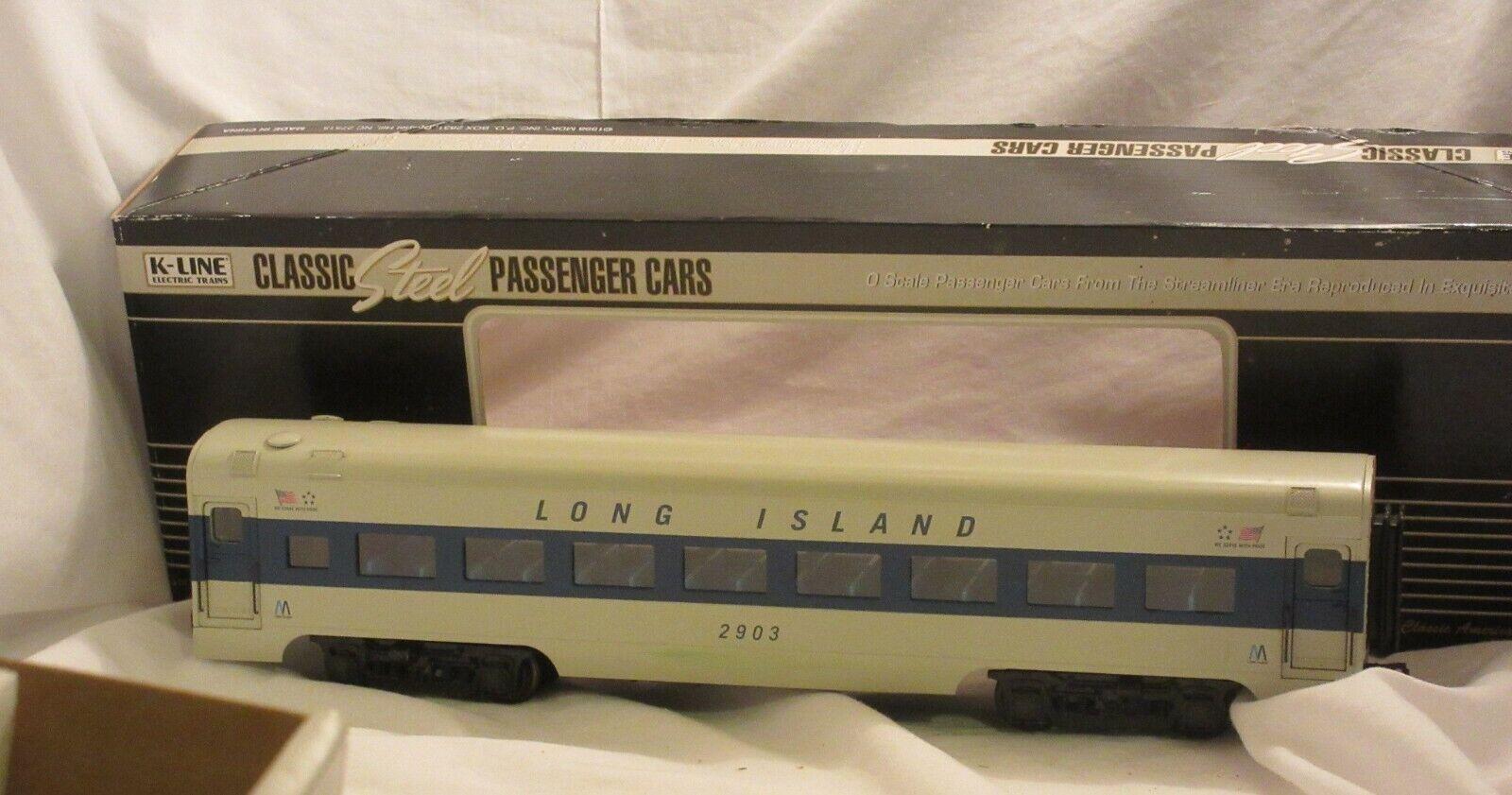Kline lungo Isle 2903 o Gauge tuttiuminio Passenger Auto