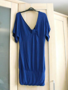 Blue-Atmosphere-top-Tunic-size-8-worn-once