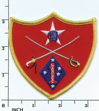 USMC 1st Battalion/5th Marines PATCH red New Version 1/5 Iraq OIF 1st Bn/5th Mar