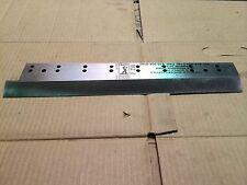 Muller Martini Paper Trimming Knife 89005473 Top Left 10mm Hchc