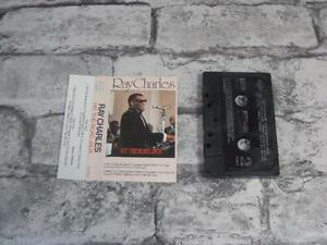 Details about RAY CHARLES - Hit The Road Jack / Cassette Album Tape / Blues  / 2353