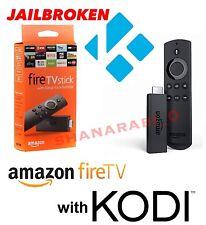 Jailbr0ken Fire Tv Stick w/ Alexa Voice Remote 2nd Gen Quad Core Tv Addons 17.3