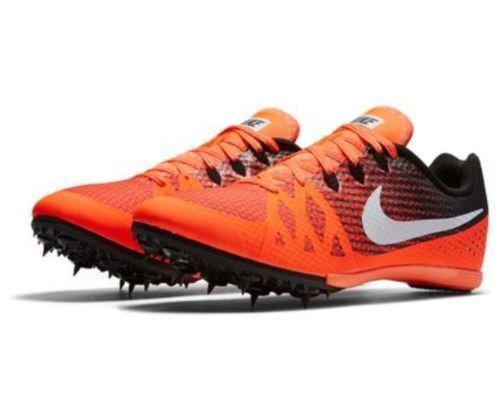 super popular 9ddc6 9af95 Nike Zoom Rival M 8 Track       Field Spikes Men s Size 11 Orange