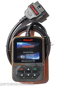 Details about BUICK CADILLAC PONTIAC SATURN OBDII DIAGNOSTIC SCANNER TOOL  CLEAR FAULT CODES
