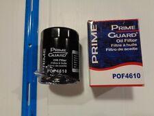 Genuine Prime Guard Oil Filter #POF4610 Wix #51356 New