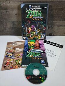The-Legend-of-Zelda-Four-Swords-Adventures-Gamecube-Complete-disc-is-Minty