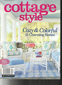 Strange Details About Cottage Style Magazine Spring Summer 2017 Back By Popular Demand Interior Design Ideas Inesswwsoteloinfo