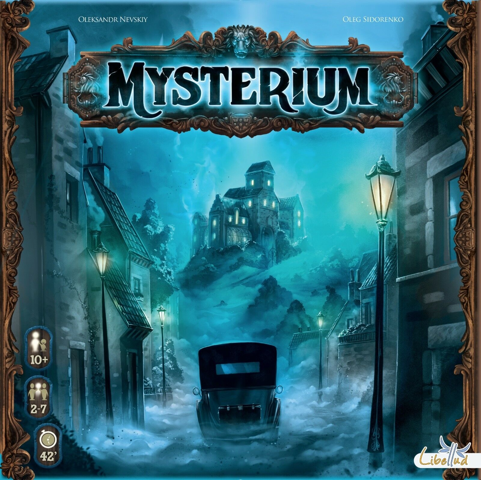Mysterium Board Game - Cooperative Murder Mystery Game