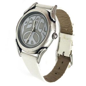 Lucky Brand Women's Brown Peace Watch - Overstock Shopping ... |Lucky Brand Peace Watch