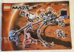 Lego-7317-Aero-Tube-Hangar-100-Complete-used