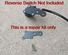 Powdercoated Yamaha Raptor 660 / 700 700R Reverse Switch Repair Plate/Kit