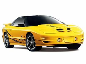 About Angle X 24 36 Inch Am Poster yellow Firebird Great Pontiac 2002 Looks Trans Details