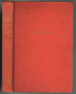 Aurora-Dawn-by-Herman-Wouk-1947-1st-Ed-Rare-Antique-Book