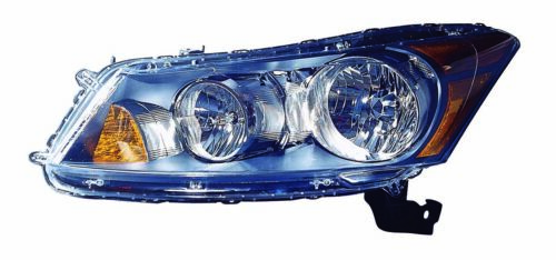 For 2008 2009 2010 2011 2012 Honda Accord Sedan Headlight Headlamp Driver Side