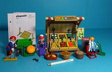 Playmobil Puppenhaus/Victorian ~ Gemüsestand / Produce Stand (5341) & Anleitung