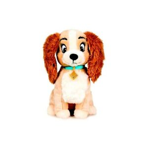 Soft Toy 11 13/16in Lilli For Lady & The Tramp Lady Tramp Disney Animal Friends