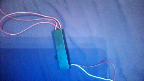DC 12 V à 20000 V à haute tension générateur électrostatique Negative Ion Generator