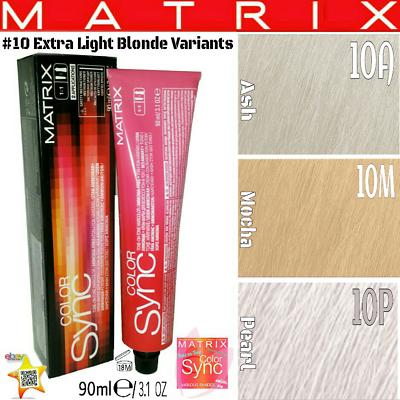 matrix color sync 10p