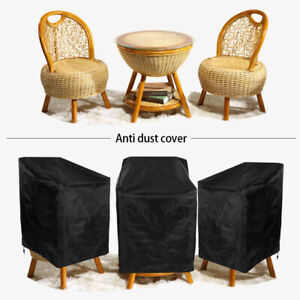 Peachy Details About Outdoor Lounge Chair Furniture Cover Waterproof Dustproof Rain Protection Cover Frankydiablos Diy Chair Ideas Frankydiabloscom