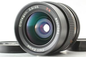 MINT-CONTAX-Carl-Zeiss-Distagon-25mm-F2-8-T-AEG-for-CY-mount-FedEx-From-JAPAN