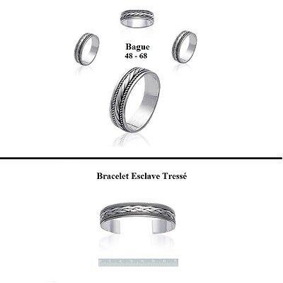 Bijoux Femme Alliance T58 Demi-Rail de Diamant Cz 2mm Argent Massif 925 1.8Gr