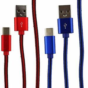 ldnio-USB-Tipo-C-1-m-PARA-CARGAR-CABLE-PARA-SHARP-AQUOS-R2