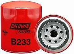 Baldwin B233 Full-Flow Lube Spin-on Oil Filter