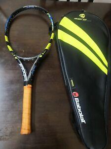 Babolat Aero Strike original 100 head 4 1//4 grip Tennis Racquet