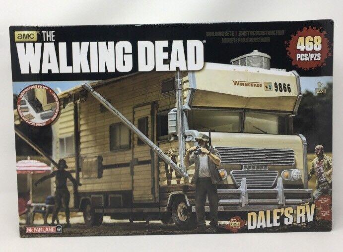 AMC The en marchant Dead Dale's  RV Building Set  en ligne pas cher