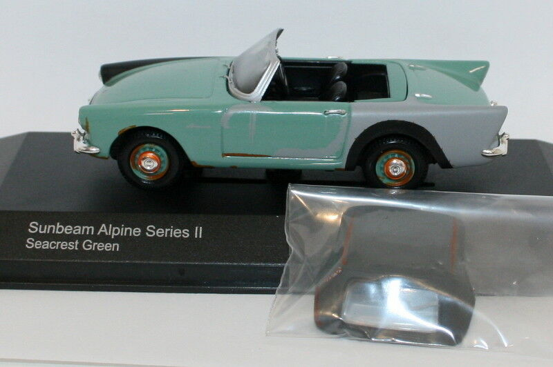 Vanguards 1 43 Scale VA07003 - - - Sunbeam Alpine Series II Seacrest Grün  | Spielzeugwelt, glücklich und grenzenlos  f99154