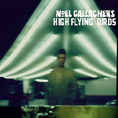 Noel Gallagher OASIS Gallagher's High Flying Birds HEAVYWEIGHT LP VINYL SEALED