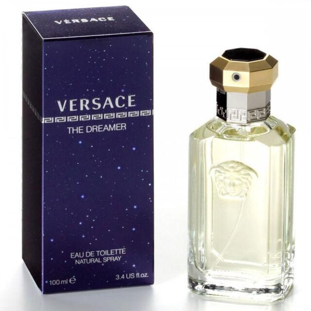 Versace The Dreamer Cologne for Men 100ml EDT Spray