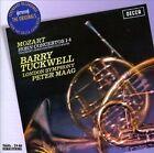 Mozart: Horn Concertos 1-4 (CD, Jan-2011, Decca)