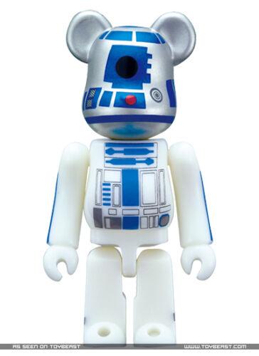 Cake Topper BEARBRICK MEDICOM STAR WARS MOVIE PEPSI BEAR R2-D2 Figure A191