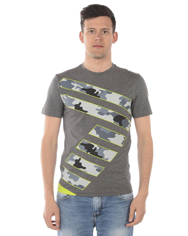 Emporio Armani Ea7 T hemd schweißhemd Man grau 3GPT25 PJP6Z 3925 Sz. M PUT OFFER