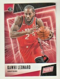 2019-Panini-Father-039-s-Day-20-KAWHI-LEONARD-Los-Angeles-Clippers-QTY-AVAILABLE