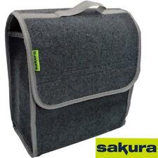 Sakura Automotive Car Van Carpet Boot Storage Bag Organiser Tool Oil Tidy SS5232