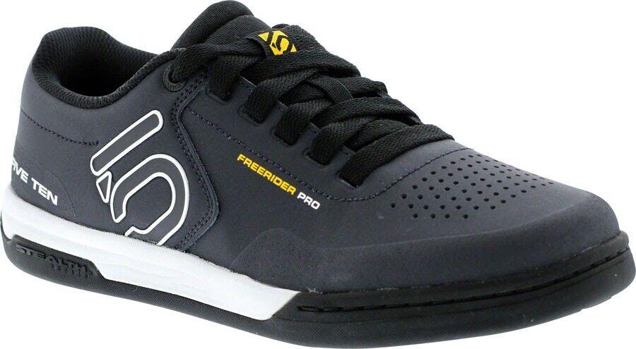 Five Ten Freerider pro Hombre   39; S Plano Pedales Zapato  Noche Azul Marino