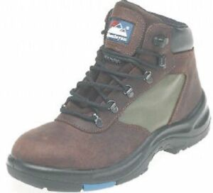 af4ea1ee847 Details about Himalayan 5103 Brown S3 weather-proof safety boot with  midsole 5-12UK RRP £89
