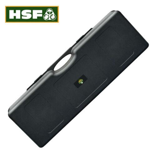 Shotgun Cas dur en plastique Shot Gun CASE FLIGHT ABS Travel HSF Defiance 86x30x13cm
