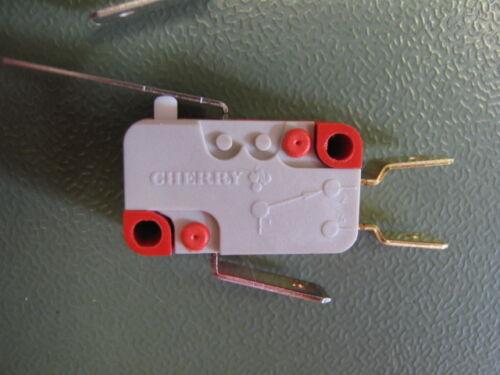 Hebel 2,6cm D43Y D43 6A//250V AC End-Schalter Cherry D433-V3MA 1xUM 2 Stück