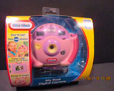 LITTLE TIKES My Real Digital Camera Pink NEW NIB Toy Christmas *Only one on eBay