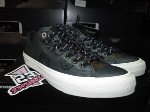 886d854a606 SALE CONVERSE CHUCK TAYLOR ALL STAR LOW 2 II FUTURA COLLAB BLACK ...