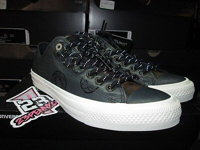 SALE CONVERSE CHUCK TAYLOR ALL STAR LOW 2 II FUTURA COLLAB BLACK CAMO 153023C | eBay